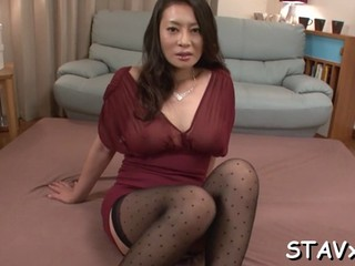 Shameless asian mature beauty rei kitajima fucks so nicely
