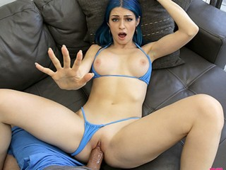 ,i bet your dick has grown since then, older step-sis jewelz blu creampie